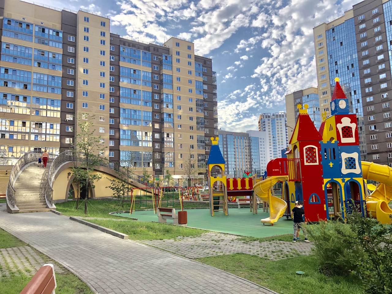 На приобретение жилья на первичном и вторичном рынке недвижимости.